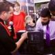 Teamwork at the MSI Gaming PC Workshop