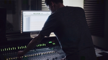 Video post-production workflow